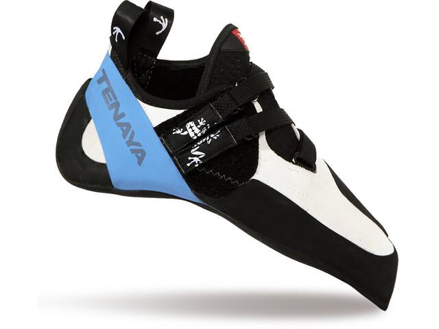 Tenaya Oasi Climbing Shoes Unisex white-blue-black